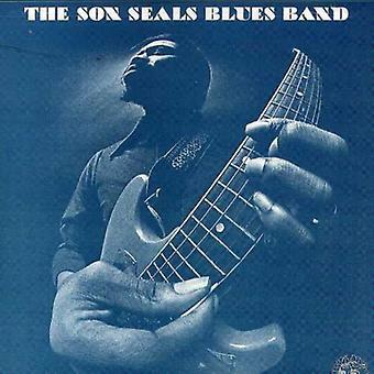 Son Seals - søn sæler Blues Band [CD] USA importerer