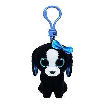 TY Keyclip Beanie Boos Tracey The Dog