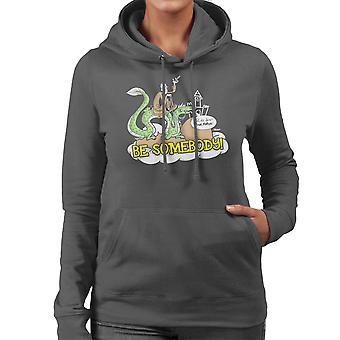 Be Somebody Women's Hooded Sweatshirt