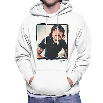 Dave Grohl Munich 2007 Men's Hooded Sweatshirt