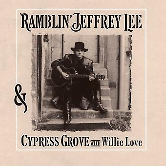 Ramblin' Jeffrey Lee - Ramblin' Jeffrey Lee & Cypress Lunden med Willie L [Vinyl] USA import