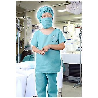 Children's costumes Boys Surgeon child costume