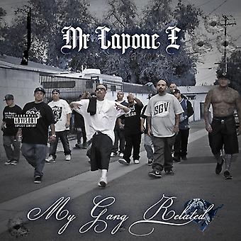 Mr Capone-E - importación de Estados Unidos mi cuadrilla relacionada [CD]