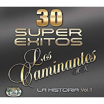 Caminantes - 30 Exitos [CD] USA importerer
