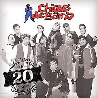 Chicos De Barrio - 20 Poderosas [CD] USA import