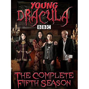 Young Dracula: The BBC Series - the Complete Fifth [DVD] USA import