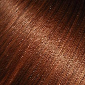 #33 - Auburn, Luxury, FULL HEAD, Real Clip-in Hair Extensions - 100% Remy, Triple Weft, Thick Human Hair