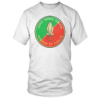 French Foreign Legion L_gion —trangre Clean Effect Mens T Shirt