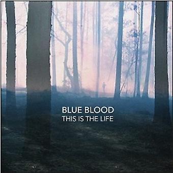 Blåt blod - dette er liv [Vinyl] USA importen