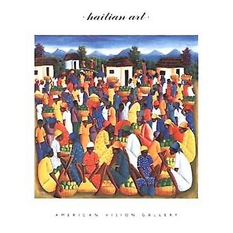 Haitian Art Poster Print by Christian Pierre (22 x 28)