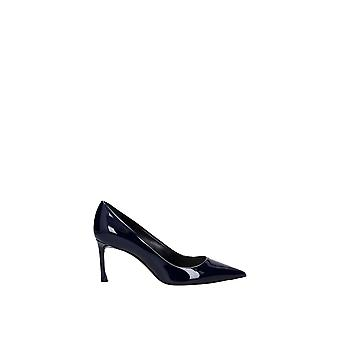Dior Damen KCP096VNIS526 Blau Lackleder Pumps
