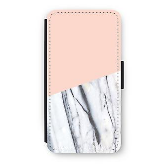 Huawei P8 Lite (2015-2016) Flip Case - A touch of peach