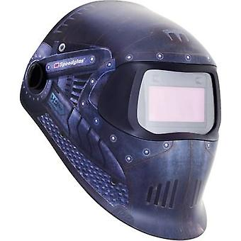 Welder's hard hat SpeedGlas 100V Trojan Warrior
