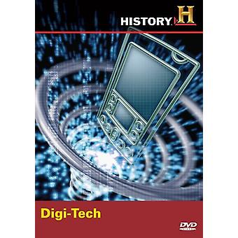 Modern Marvels: Digi-Tech [DVD] USA importeren