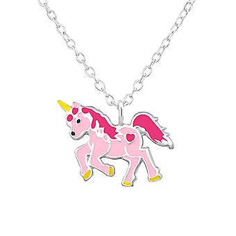 Unicorn - 925 Sterling Silver Necklaces