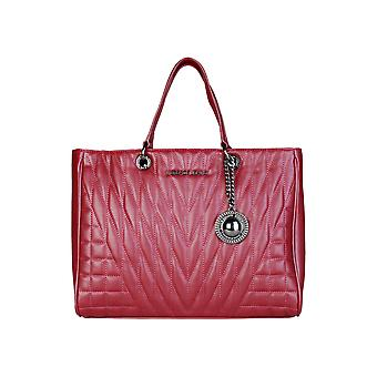 Versace Jeans Women Handbags Red