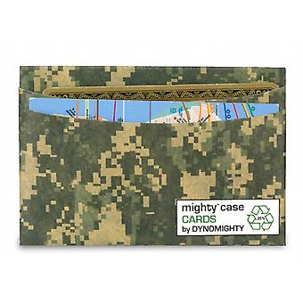 Digital Camo Mighty Card Case by Dynomighty