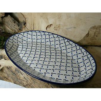 45.5 x 27 cm, plate, oval, tradition 25 - BSN 60106
