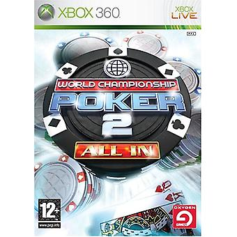 World Championship Poker-2 all-in (Xbox 360)