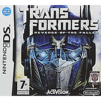 Transformers Revenge of the Fallen - Autobots (Nintendo DS) - Factory Sealed