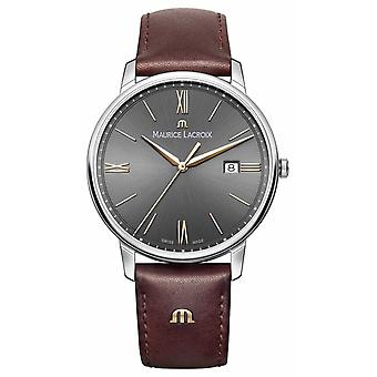 Maurice Lacroix Stainless Steel Sapphire Crystal Quartz EL1118-SS001-311-1 Watch