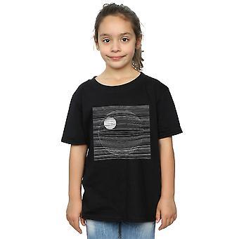 Star Wars Girls Death Star Lines T-Shirt