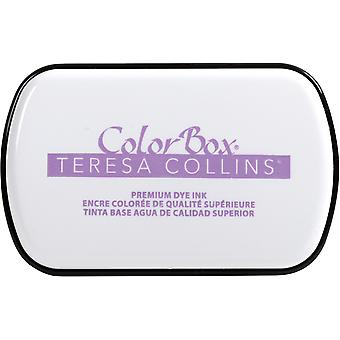 Colorbox Premium Dye Ink Pad By Teresa Collins-Project Purple