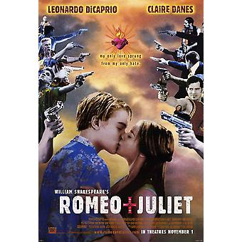 William Shakespeares Romeo and Juliet Movie Poster (11 x 17)