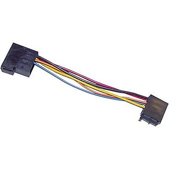 ISO car radio cable AIV Compatible with (car make): Audi, Seat, Skoda, Volkswagen