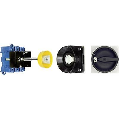 Kraus & Naimer KG80 T103 09 VE Isolator switch + door interlock 80 A 1 x 90 ° noir 1 pc(s)