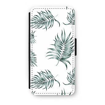 Samsung Galaxy S9 Plus Flip Case - Simple leaves