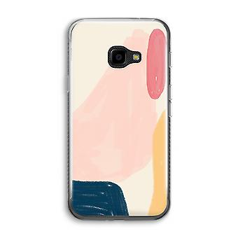 Samsung Galaxy XCover 4 transparante Case (Soft) - zaterdag Flow