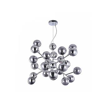 Maytoni Lighting Dallas Modern Pendant, Chrome
