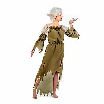 Elf Lady costume Elbenfrau Elf David Woods mistress ladies costume