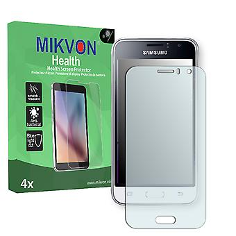 Samsung Galaxy J1 (2016) Screen Protector - Mikvon Health (Retail Package with accessories)