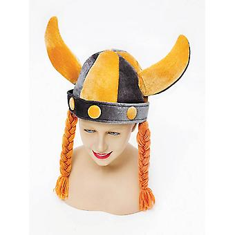 Viking Helmet Soft + Plaits.