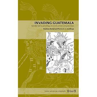 Invasión de cuentas Maya de la Conque y Guatemala - Español - Nahua-