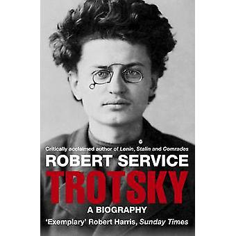 Trotsky - A Biography (Unabridged) by Robert Service - 9780330439695 B