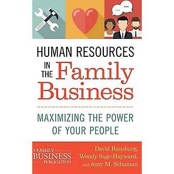 Zasobów ludzkich w rodzinnym biznesie - maksymalizacji mocy Twojego