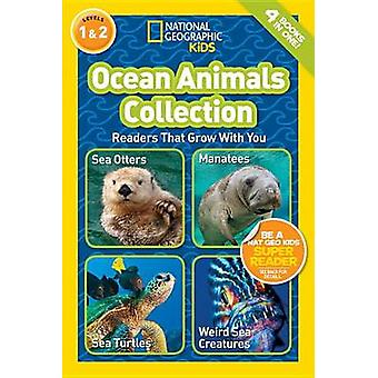National Geographic Readers - Ocean Animals Collection by National Geo