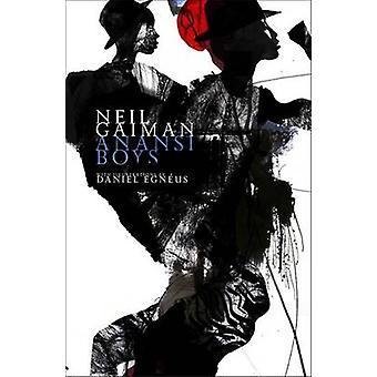 Anansi Boys von Neil Gaiman - 9781472235428 Buch
