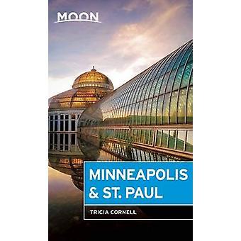 Moon Minneapolis & St. Paul (3) av Tricia Cornell - 9781631212727 bok