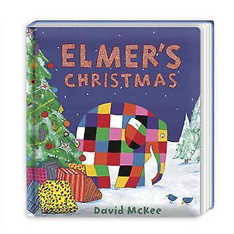 Elmer's Christmas by David McKee - 9781783444663 Book