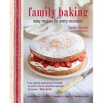 Family Baking by Sarah Randell - 9781849754279 Book