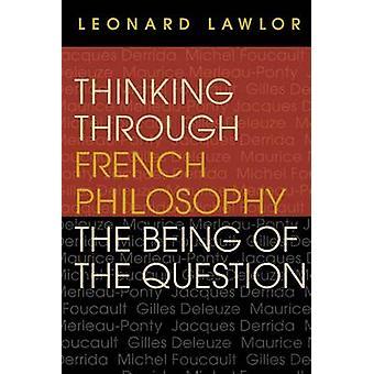 レオンによって質問されている - フランスの哲学を考える