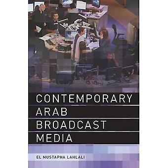 Mídia de transmissão árabe contemporânea