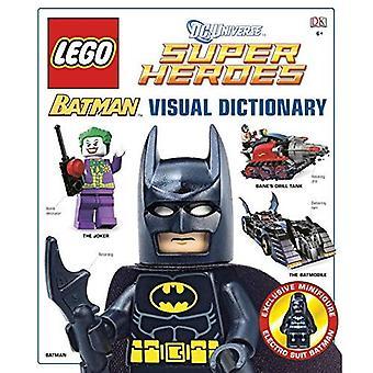 LEGO Batman: Visual Dictionary [med minifigur]