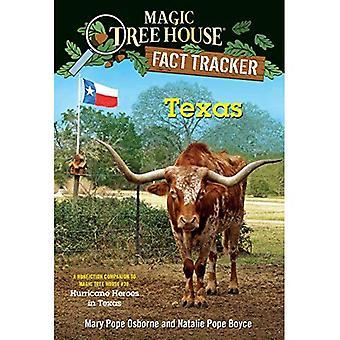 Texas: En facklitteratur följeslagare till Magic Tree House #30: orkanen hjältar i Texas