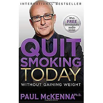 Vandaag stoppen met roken zonder het verkrijgen van het gewicht