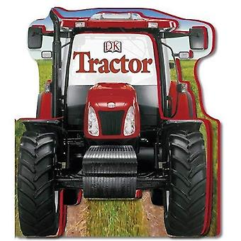 Tractor Shaped Board Book